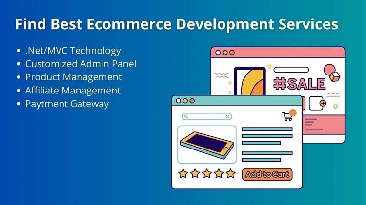 find best ecommerce services
